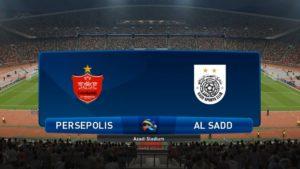 Persepolis vs Al Sadd