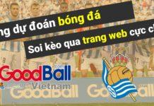 Cùng dự đoán bóng đá tại GoodBall.com, trang web cung cấp hơn 1600 trận đấu và liên tiếp nâng cấp dữ liệu bóng đá, kết quả bóng đá mỗi ngày
